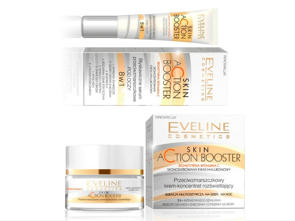 Skin Action Booster od Eveline