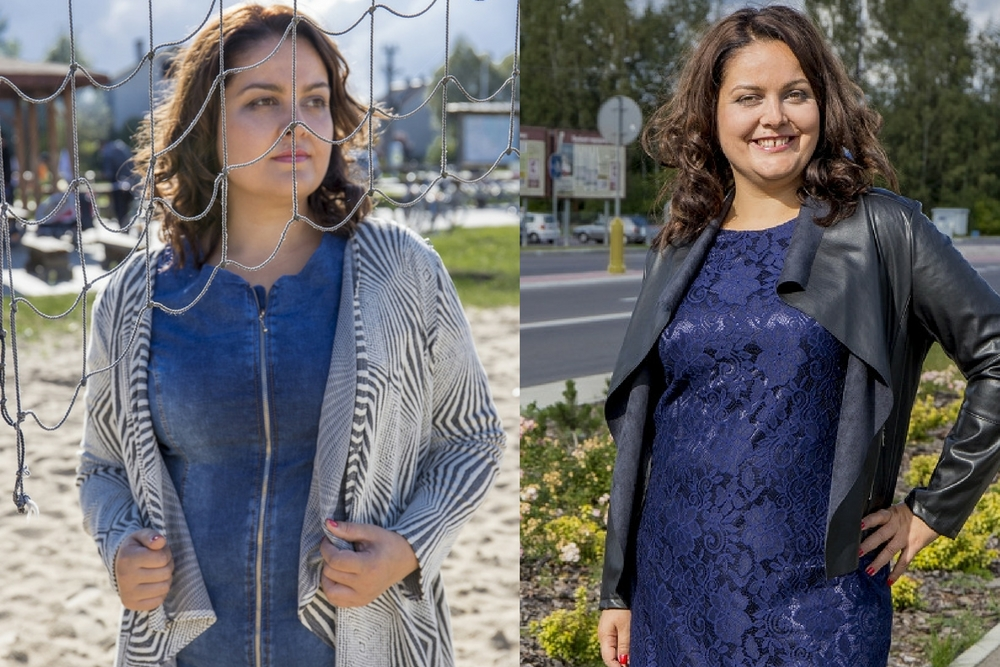 Plus size to mój problem