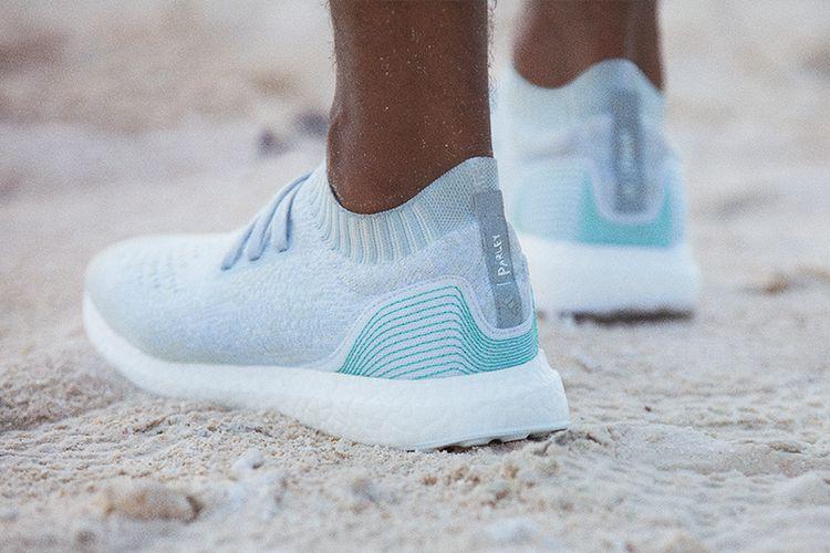 Adidas robi buty ze śmieci i oczyszcza oceany