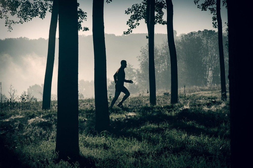 Bezpieczne bieganie jesienią
