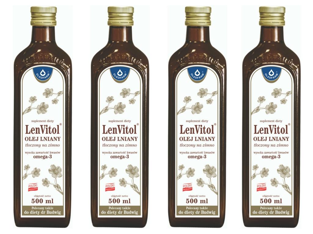 Olej LenVitol – Dbaj o siebie nie tylko od święta