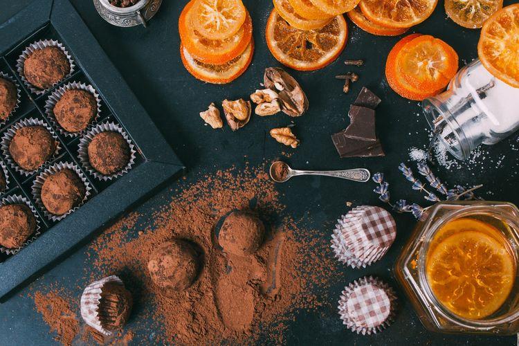 Już dziś zaplanuj smakowite święta – Przepis na domowe trufle piernikowe!