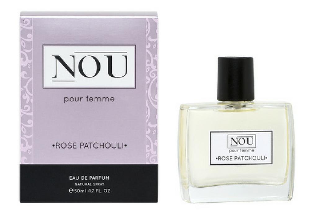 Kwiatowo-owocowa woda perfumowana NOU Rose Patchouli