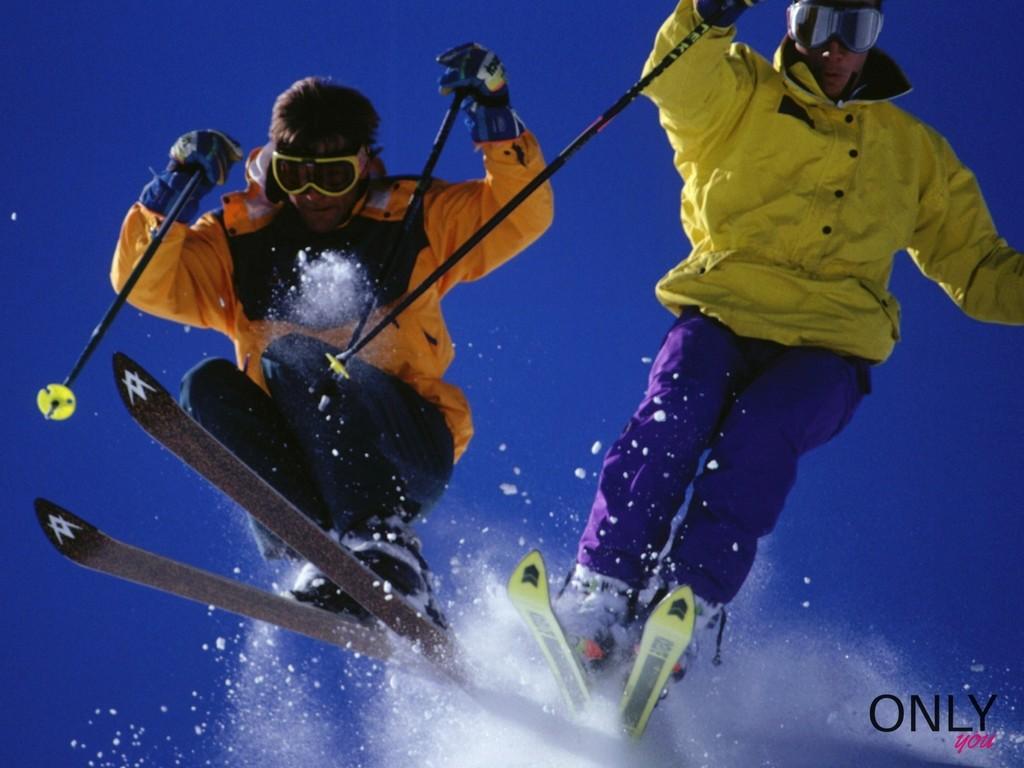 Czy wiesz, po co jeździsz na narty?
