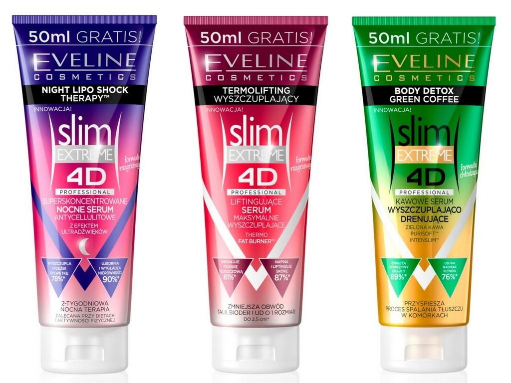 Trzy nowości Eveline Cosmetics