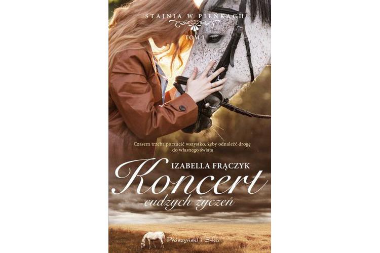 Recenzja książki: Koncert cudzych życzeń – Izabella Frączyk