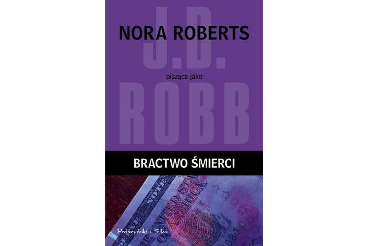 Recenzja książki: Bractwo śmierci – J.D. Robb