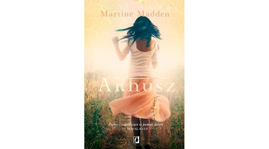 Zapowiedź książki: Anhusz – Martine Madden