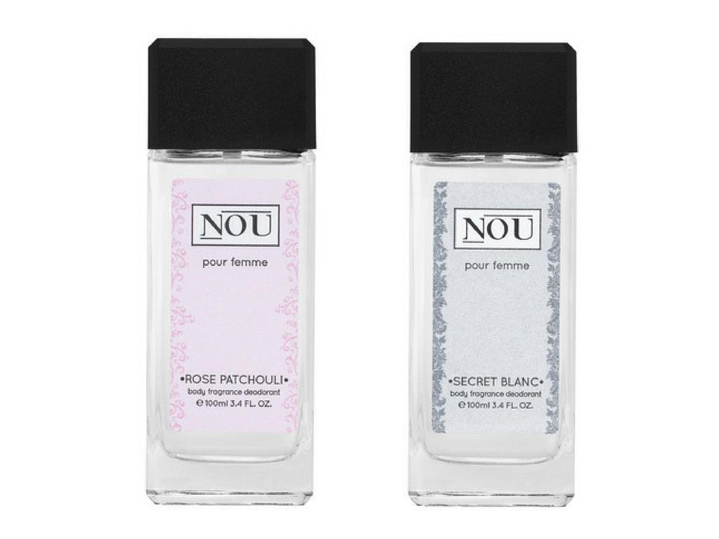 dezodoranty NOU