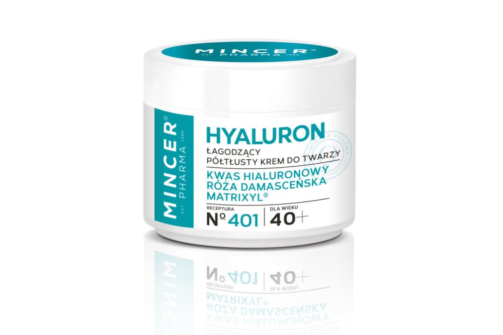 Krem z serii Hyaluron od Mincer Pharma
