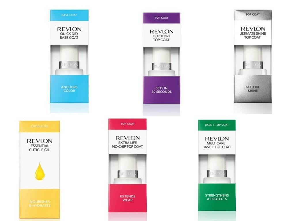 Revlon – kolekcja do pielęgnacji paznokci