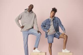 Jeans unisex od H&M