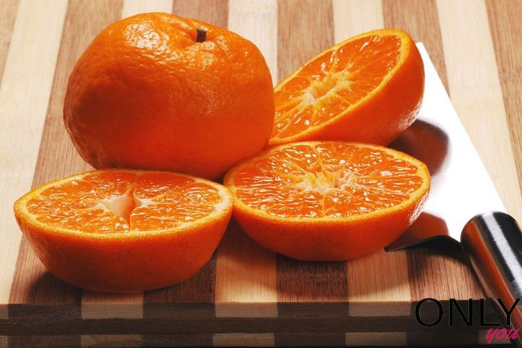 Schudnij z pomarańczami