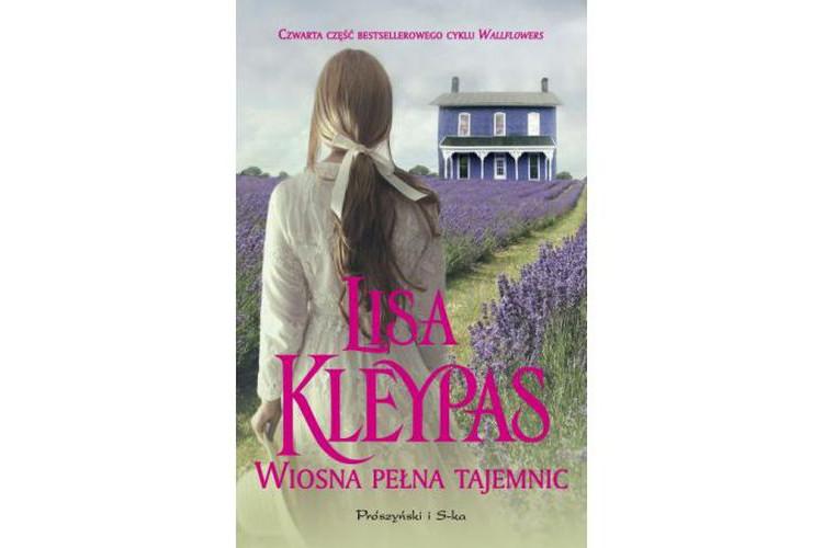 Recenzja książki: Wiosna pełna tajemnic – Lisa Kleypas