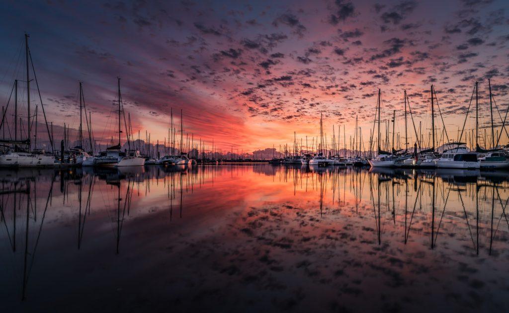 Walentynki – romantyczny rejs statkiem