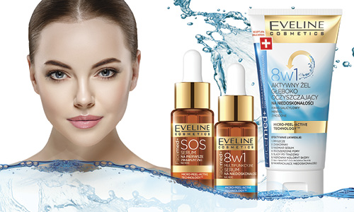 Facemed+ żel i serum