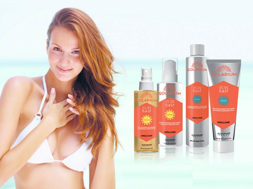 Jak chronić włosy przed promieniami UV