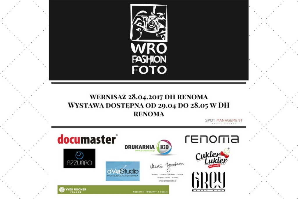Wro Fashion Foto – odwiedź wystawę fotografii mody