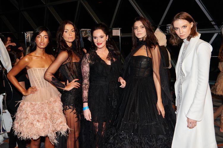 Wielki sukces Sylwii Romaniuk, jedynej polskiej projektantki  na 4 edycji Arab Fashion Week