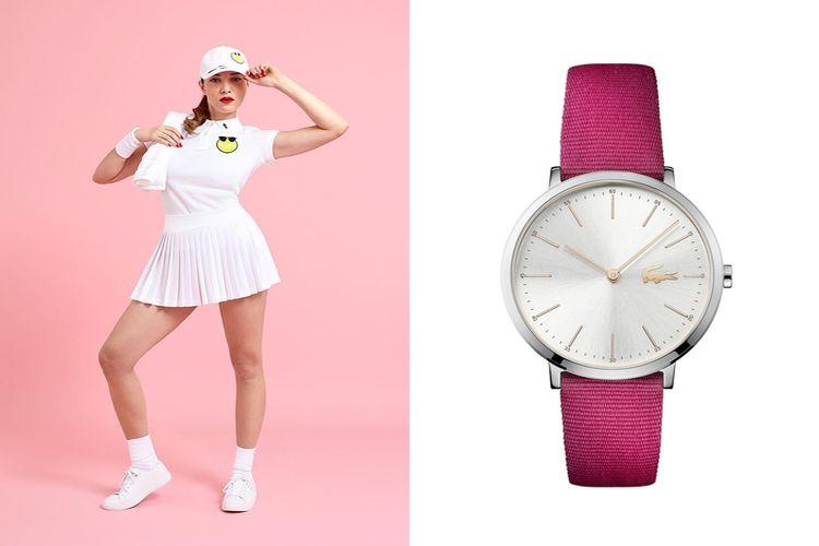 Nowa kolekcja zegarków Lacoste