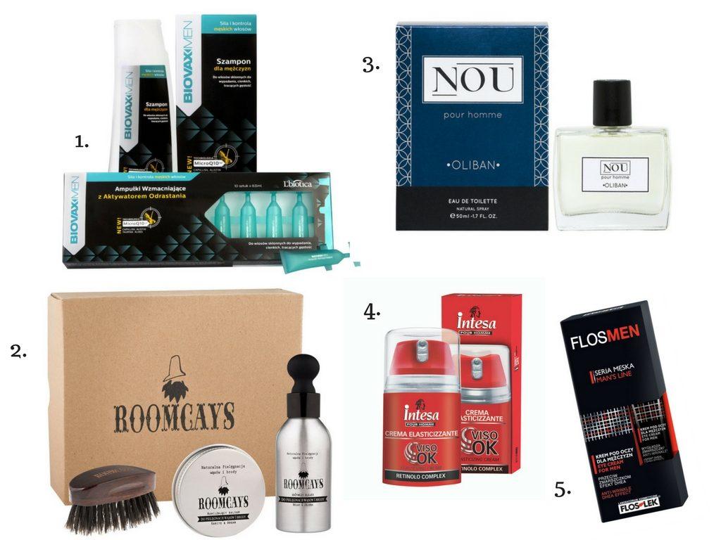 10 powodów, dla których warto kupić kosmetyki na Dzień Ojca