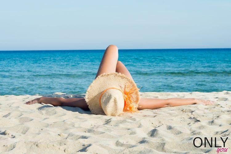 10 sposobów na słoneczne poparzenia