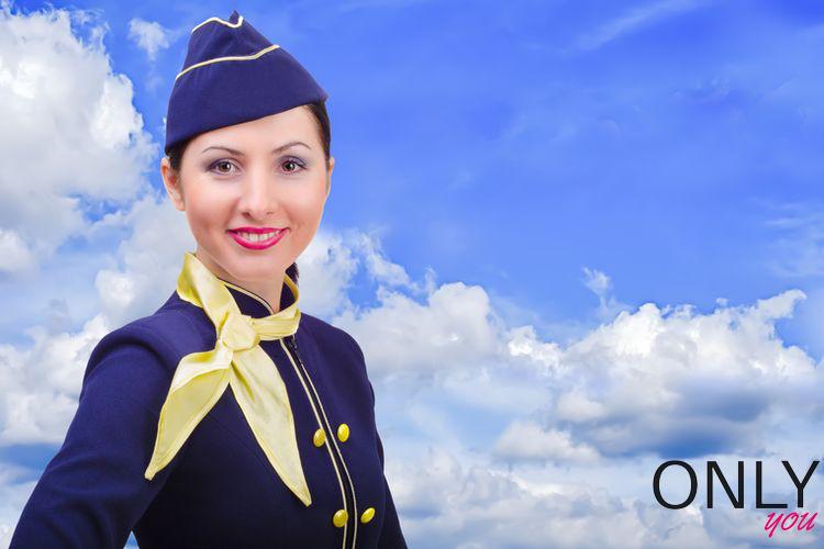 Ciężkie życie stewardessy