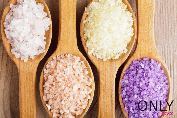 Domowa sól do kąpieli