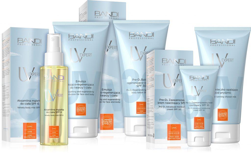 UV EXPERT Bandi – całoroczna ochrona przed promieniowaniem