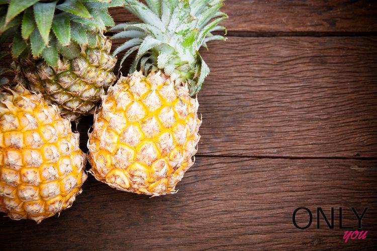 DIY: Domowe kosmetyki z ananasem