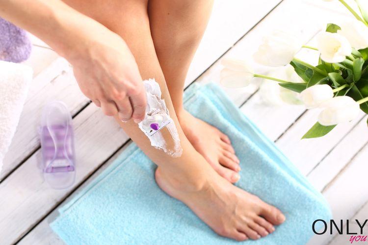 8 zasad bezpiecznego golenia nóg