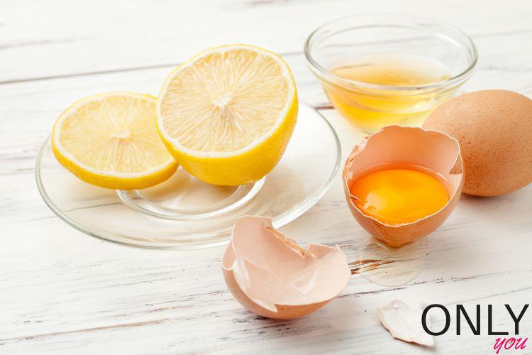 DIY: 5 maseczek z jajkiem