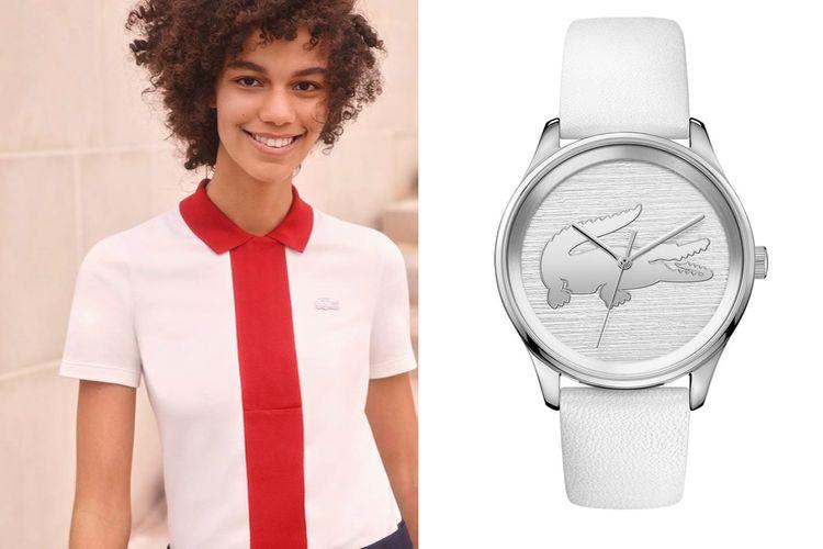 Aligator na wybiegu – nowa kolekcja zegarków LACOSTE