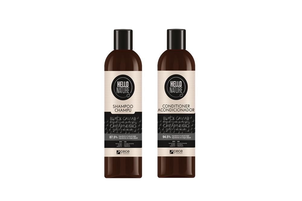 Hello Nature Black Caviar – naturalne wzmocnienie włosów