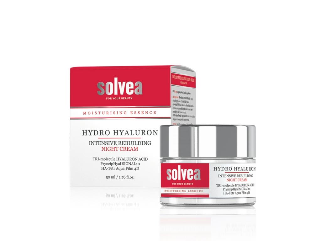 Kremy Solvea dla suchej skóry