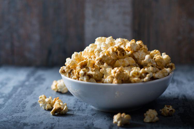 Co powiecie na popcorn z alkoholem?