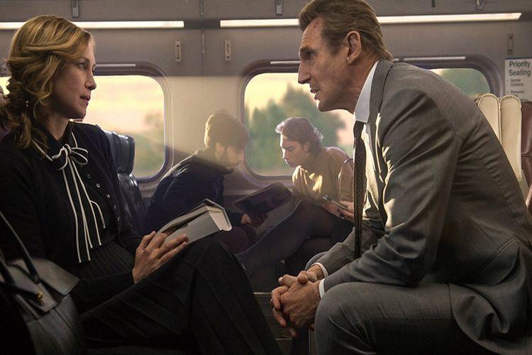 Liam Neeson jako PASAŻER. Rozpędzony thriller w kinach od 12 stycznia 2018 roku.