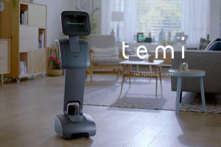 Robot Temi puka już do drzwi