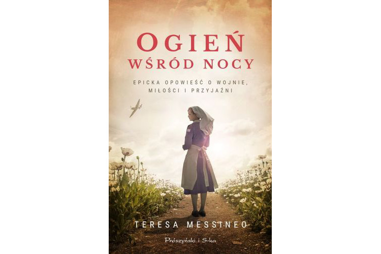 Recenzja książki: Ogień wśród nocy – Teresa Messineo