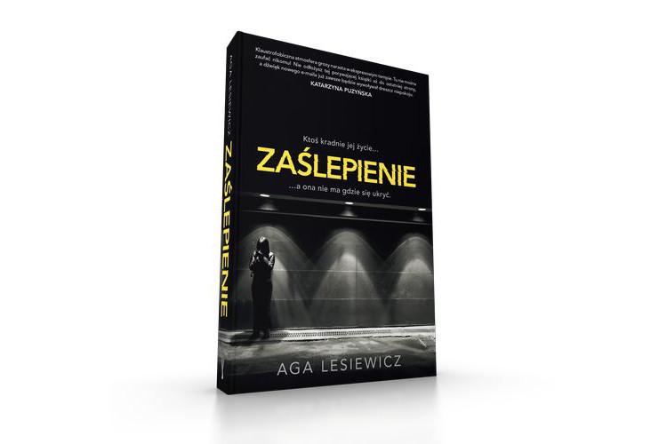 """Premiera """"Zaślepienia"""" Agi Lesiewicz"""