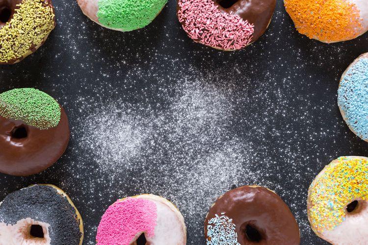 Jedz słodycze i chudnij!