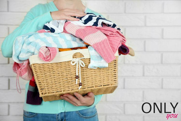 Jak wyprasować ubrania bez żelazka