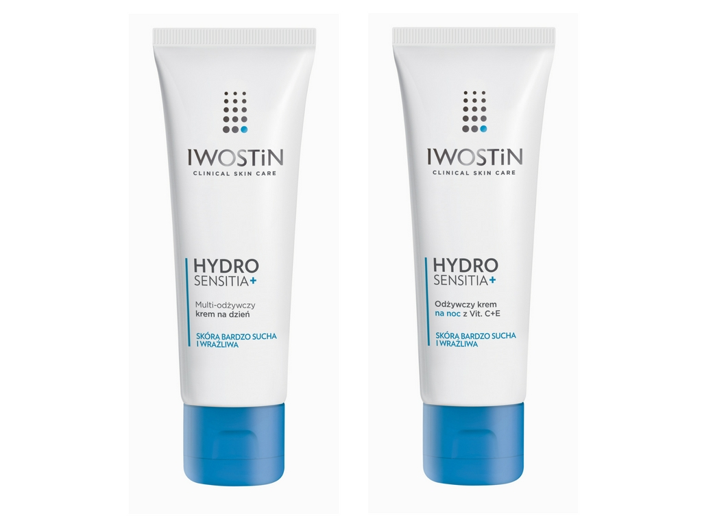 Kremy od Iwostin – Hydro Sensitia Plus