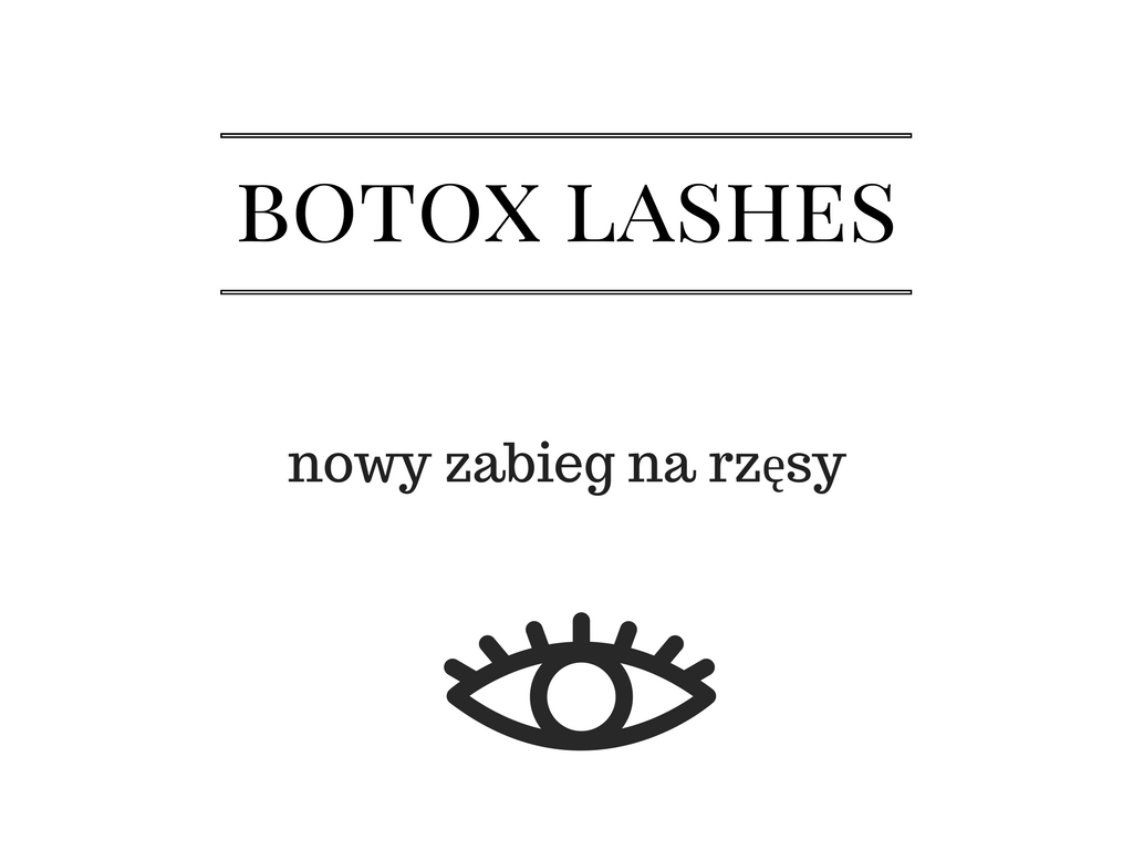Botox Lashes