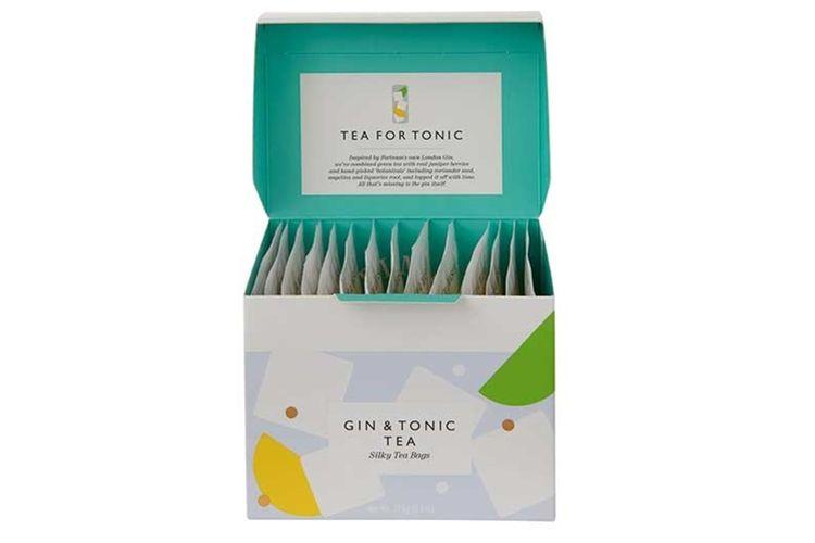 Herbata Gin and Tonic