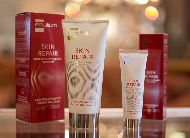 Linia Emolium Skin Repair