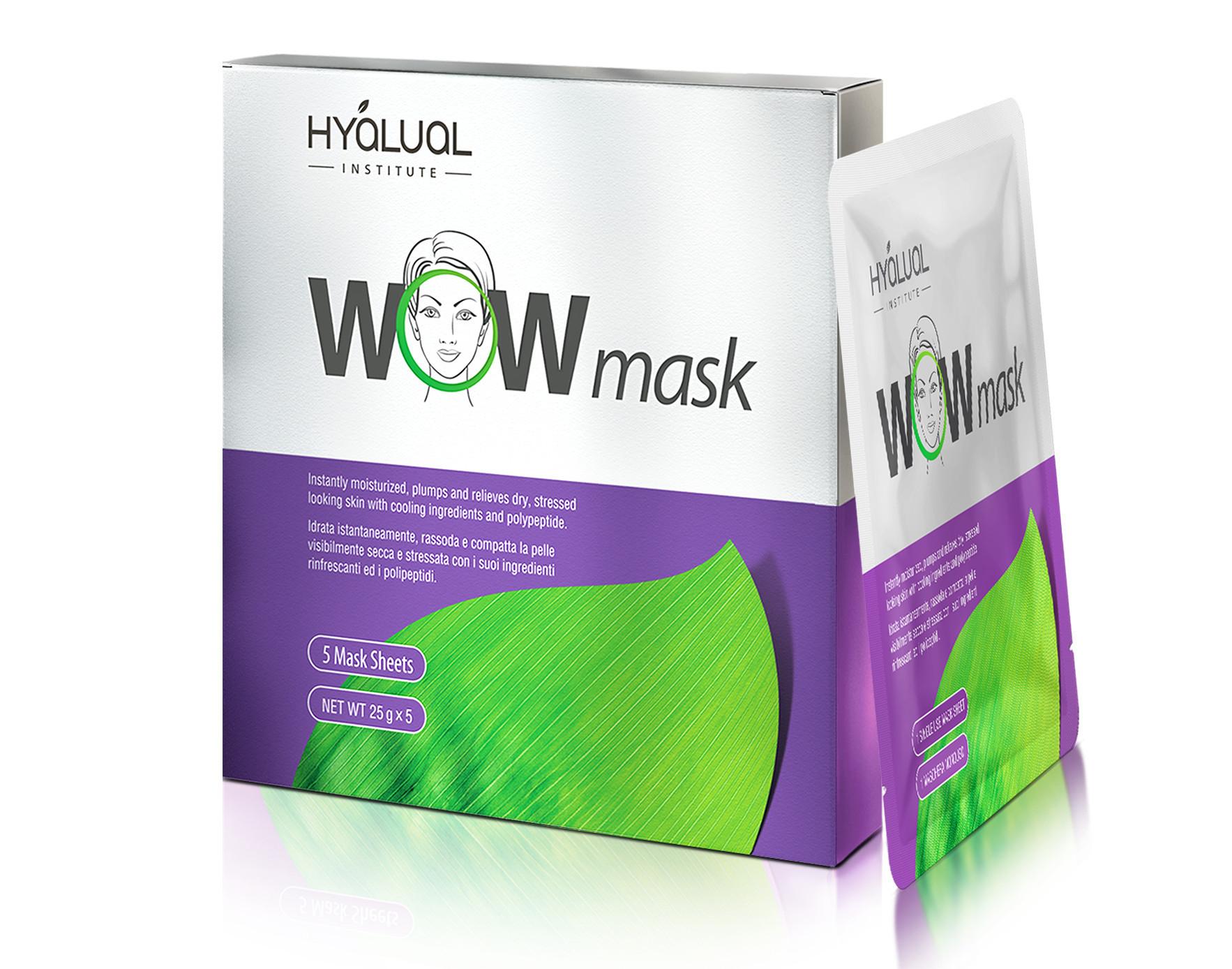 WOW mask Institute Hyalual