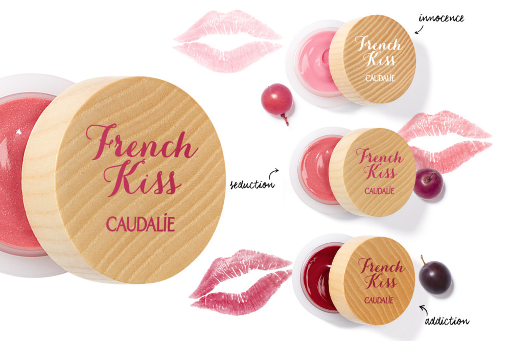 Balsam do ust Caudalie French Kiss
