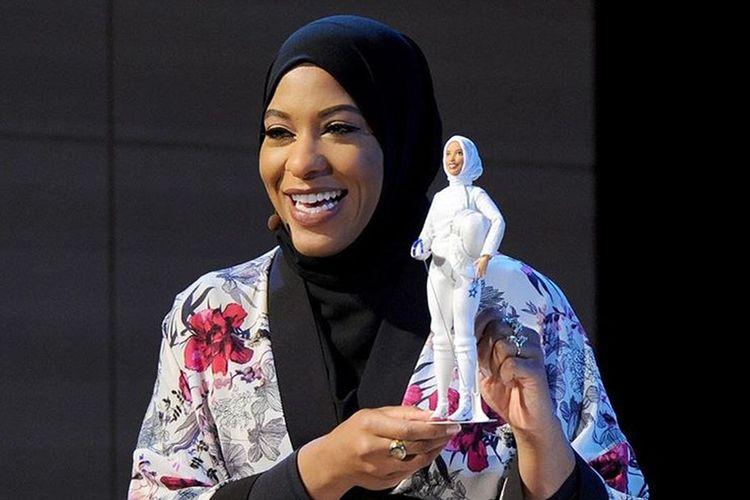 Pierwsza lalka Barbie w hidżabie
