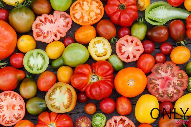 Pomidory mają moc